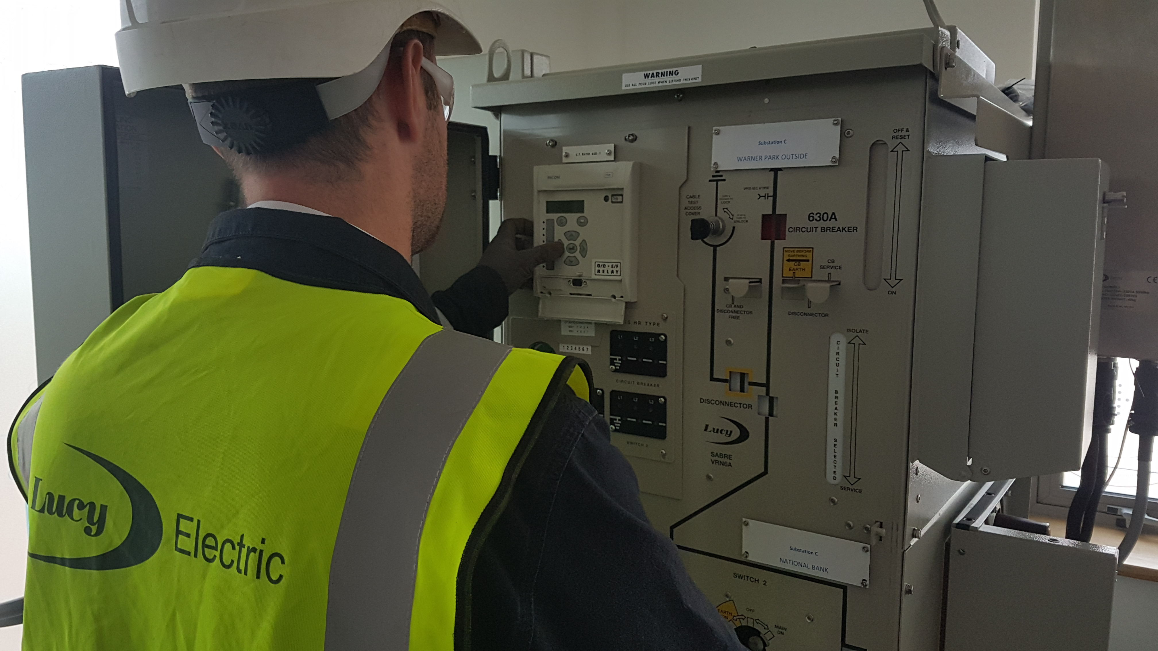 Complete Energy Services - Secondary Distribution - Lucy