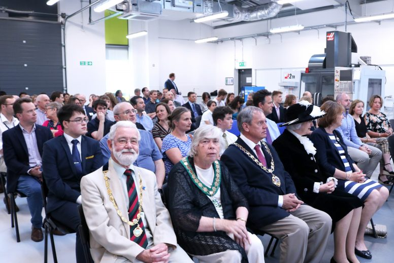 Crowd For High Sheriff Awards 2019